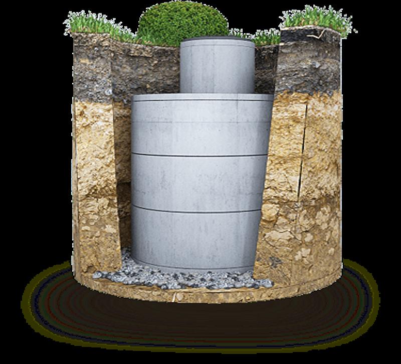 Септики бетону сколько весит куб бетона м400 в сухом виде