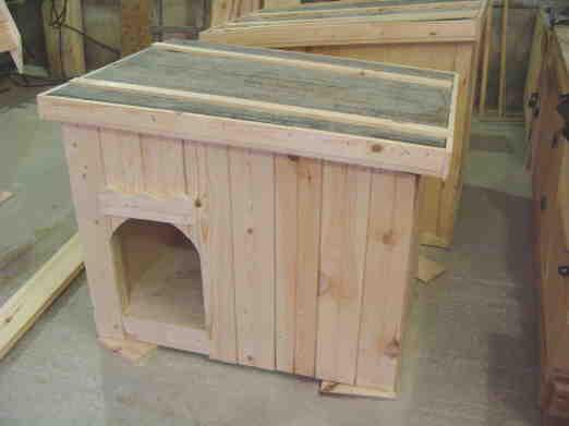 Разборная будка для собаки своими руками
