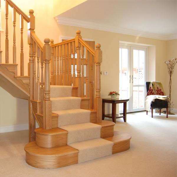 схем построения лестниц